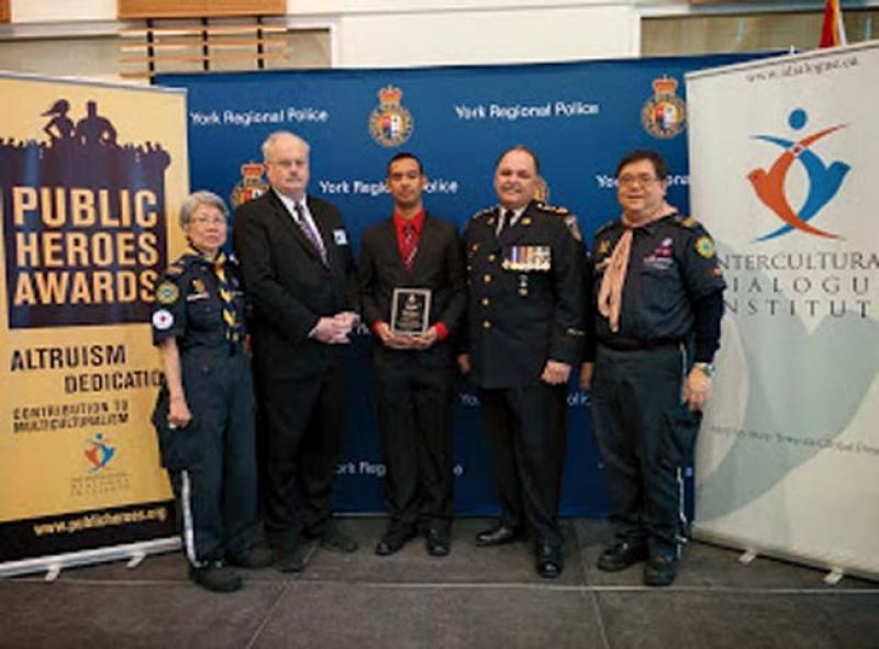 Intercultural Dialogue Institute (IDI) GTA - Downsview Award Winner